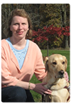 Kathy Nimmer - Alumna Indiana School for the Blind